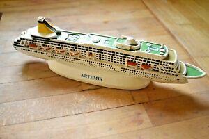 Artemis Cruise Ship Liner Model