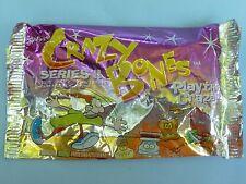 Crazy Bones SERIES 2 Go Go's (characters 61-120) Item #00300 NIP (1 foil pack)