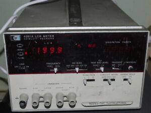 HP 4261A LCR Meter