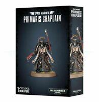 Games Workshop Warhammer 40K Space Marines Primaris Chaplain Boxed Set