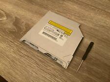 Apple Macbook Pro 13 15 A1286 A1278 2012 DVD CD Laufwerk inkl. Schraubenzieher