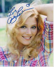 Audrey Landers Signed Photo - of DALLAS / Playboy / The Landers Sisters -