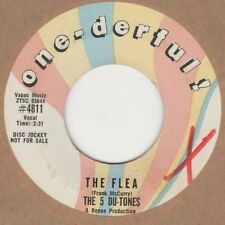 Five Du -Tones  Flea One-derful 4811 Soul Northern Motown