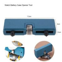 Metal Adjustable Watch Back Case Cover Opener Remover Screw Wrench Repair Tool
