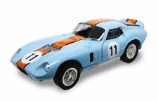 Shelby Cobra Daytona Coupe' 1965 #11 Gulf Version 1:18 Model LUCKY DIE CAST