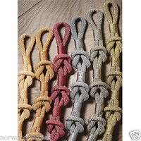 Reef Adjustable Knot Tie Band Tie Back Tie Rope 4 Colours Available