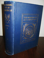 Making of An American Jacob Riis Memoir 1st Edition 6th Printing Autobiography