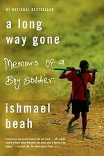 A Long Way Gone : Memoirs of a Boy Soldier by Ishmael Beah (2008, Paperback)