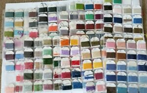 224 Lot Multi Colors Cross Stitch Cotton Embroidery Thread Floss Sewing