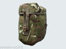 NEW Latest Army Issue MTP Multicam PLCE Water Bottle Carrier Canteen Belt Pouch