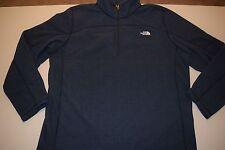 The North Face Pullover Fleece Jacket Men's XXL 2X 1/2 Zip