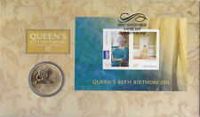"2011 $1 PNC: ""Queen's 85th Birthday."""
