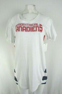 Montreal Canadiens NHL G-III Women's Fishtail T-shirt