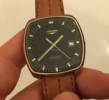 Longines 38 mm conquest electronic quarzo vintage