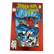 Spider-Man 2099 #1 Origin of Spiderman 1992 Direct Edition 1st Miguel O'Hara