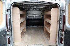 Nissan NV300 Plywood Van Shelf Shelving Racking Storage System OS & NS