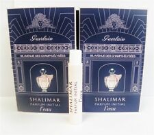 Guerlain Shalimar Parfum Initial L'eau Women 1 ml .03 oz Spray Sample x2 pcs