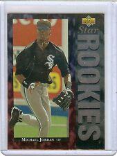 MICHAEL JORDAN 1994 UPPER DECK #19 STAR ROOKIE MVP, HOF, ALWAYS FREE SHIPPING