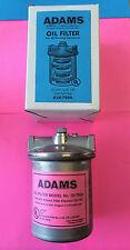 ADAMS 2D700A Sid Harvey & Mitco 265 265F Oil Filter General 2A700 A Harvey XF1