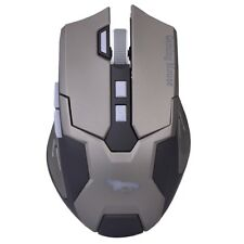 iMicro Black Cobra 8-Button 3200 dpi USB Ergonomic Optical Gaming Scroll Mouse