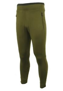 Adidas Men Climaheat Fleece Long Pants Training Khaki Winter Soccer Pant S94484