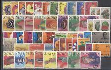 REPUBLIEK SURINAME JAARGANG 1978 - POSTFRIS COMPLEET