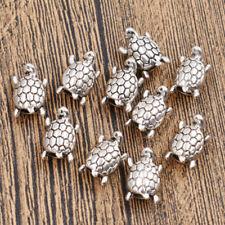 Punk Rock Dreadlock Beads Alloy Tortoise Hair Jewelry Decor DIY Accessories 10x