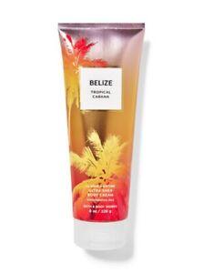 Bath & Body Works BELIZE 24 HR Ultra S Moisture Body Cream 8oz/226ml