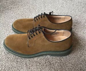 Church's Fulbeck Otterproof  Maracca Shoes Size 7 Last 103 Fit G
