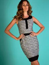 NWT  Pink Ruby Majorca Splice Sleeveless Dress, WOMEN'S Dresses Size 14
