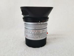 Leica SUMMILUX-M 35mm f/1.4 Aspherical Lens