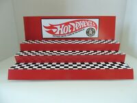 Hot Wheels Display for Hot Wheels cars/ Red  Product
