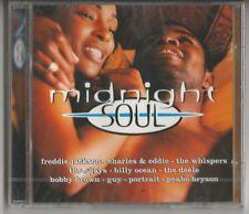Midnight Soul - 2 CD 1998 NEU/OVP/NEW - Billy Ocean/Peabo Bryson & Roberta Flack