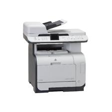 HP Color LaserJet cm2320nf cc436a fax ADF USB red multifunción * usado *
