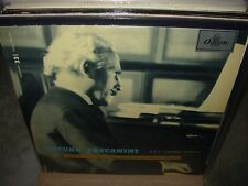 TOSCANINI / BEETHOVEN / MOZART / BRAHMS sinfonia 1 / il flauuto ( classical )