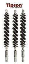 Tipton Nylon Bristle Bore Brush 284 Cal, 7mm 8 x 32 Thread Pk of 3 # 355747