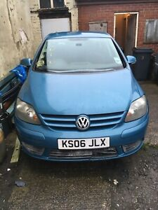 **VW GOLF PLUS**2006**1 X WHEEL NUT**FULL CAR IN FOR SPARES PARTS**BREAKING**