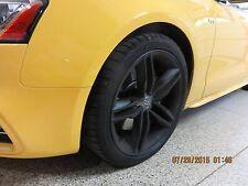 AUDI A1 A3 FELGENSCHUTZ & Styling Felgenringe Sportback Cabrio Limousine S RS