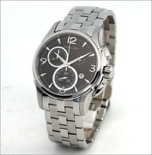 SALE BRAND NEW Hamilton Jazzmaster Chrono Quartz 42mm H32612135  MENS Watch
