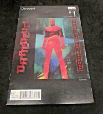Daredevil #1, Hip Hop Variant Edition, Marvel (Cc2) Tupac Homage