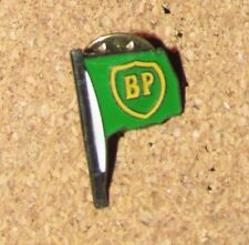 "US B9 PIN BRITISH PETROLEUM BP LUBRIFIANTS FLAG 1.1"""