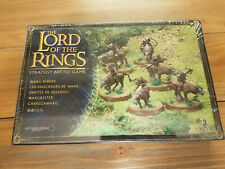 Warg Riders Lord of the Rings Strategy Battle Game Games Workshop MISB