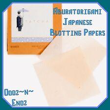 Tatcha Original Aburatorigami Japanese Blotting Papers/30 Sheets