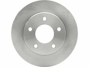 For 1987-1992 Cadillac Allante Brake Rotor Front Dynamic Friction 85877MH 1988