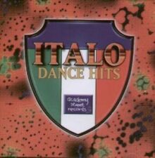 Italo Dance Hits - 1997 Academy Street Records - Brand New Sealed Music Audio CD