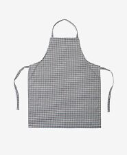 SALE Kitchen Chef Cooking Womens Mens Aprons Check Black White (Apron | Gingham)