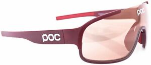 poc Crave Clarity Cycling Sunglasses Burgundy Brown Trail Zeiss MTB Bike Gravel