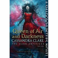 Queen of Air and Darkness (Dark Artifices) - Paperback / softback NEW Schuster,