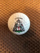 Logo Golf Ball-Christmas Tee.Golf Ball And Tee Christmas Tree