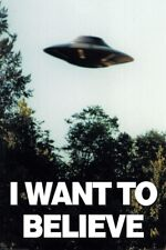 Akte X Poster I Want To Believe 61x91.5cm